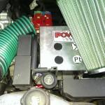 SPA oil pressure sender